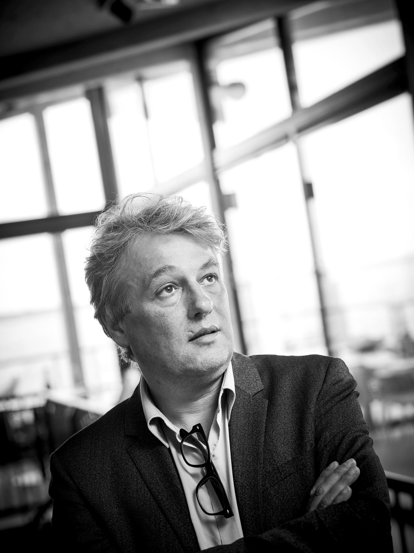Jan-Paul Bron - architect & eigenaar-directeur Zeelenberg Architectuur