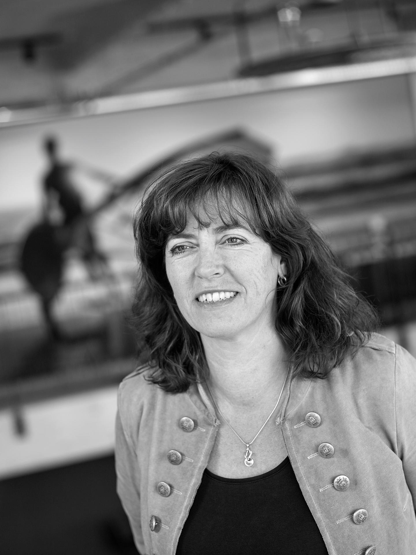 Renee Bron-Slis - algemeen directeur Zeelenberg Architectuur