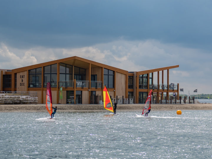 Surfing centre Brouwersdam