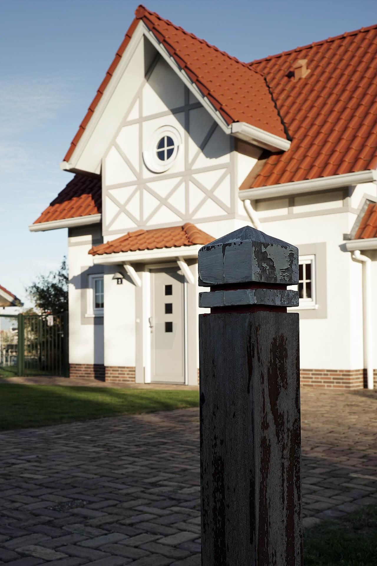 Leisure Architectuur - Noordzee Résidence Cadzand-Bad - Vakantie villa oprit