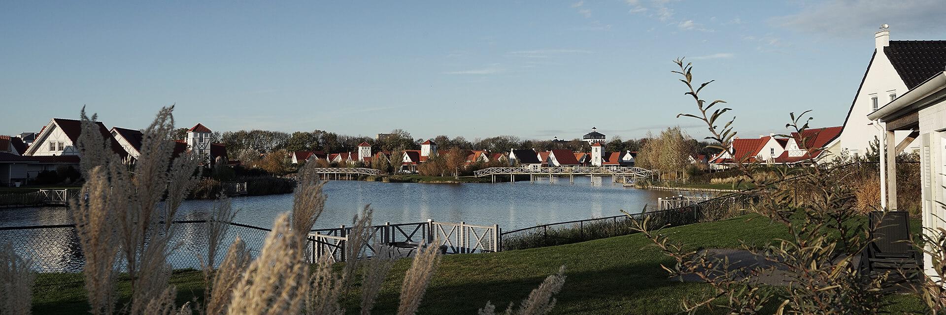 Leisure Architectuur - Noordzee Résidence Cadzand-Bad - Vakantie villa's aan het water