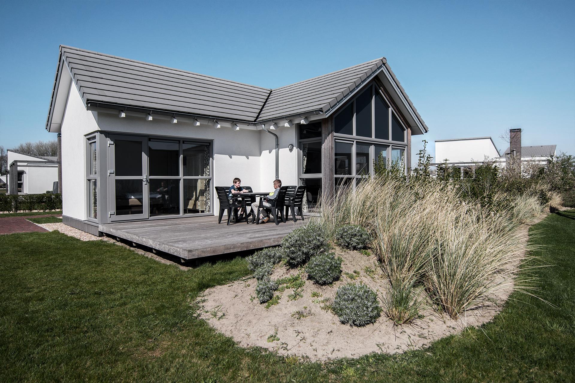 Strandpark Duynhille (Ouddorp) - vakantiewoning