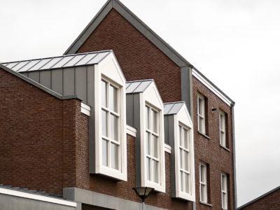 Tieleman keukencentrum (Middelharnis) - architectuur
