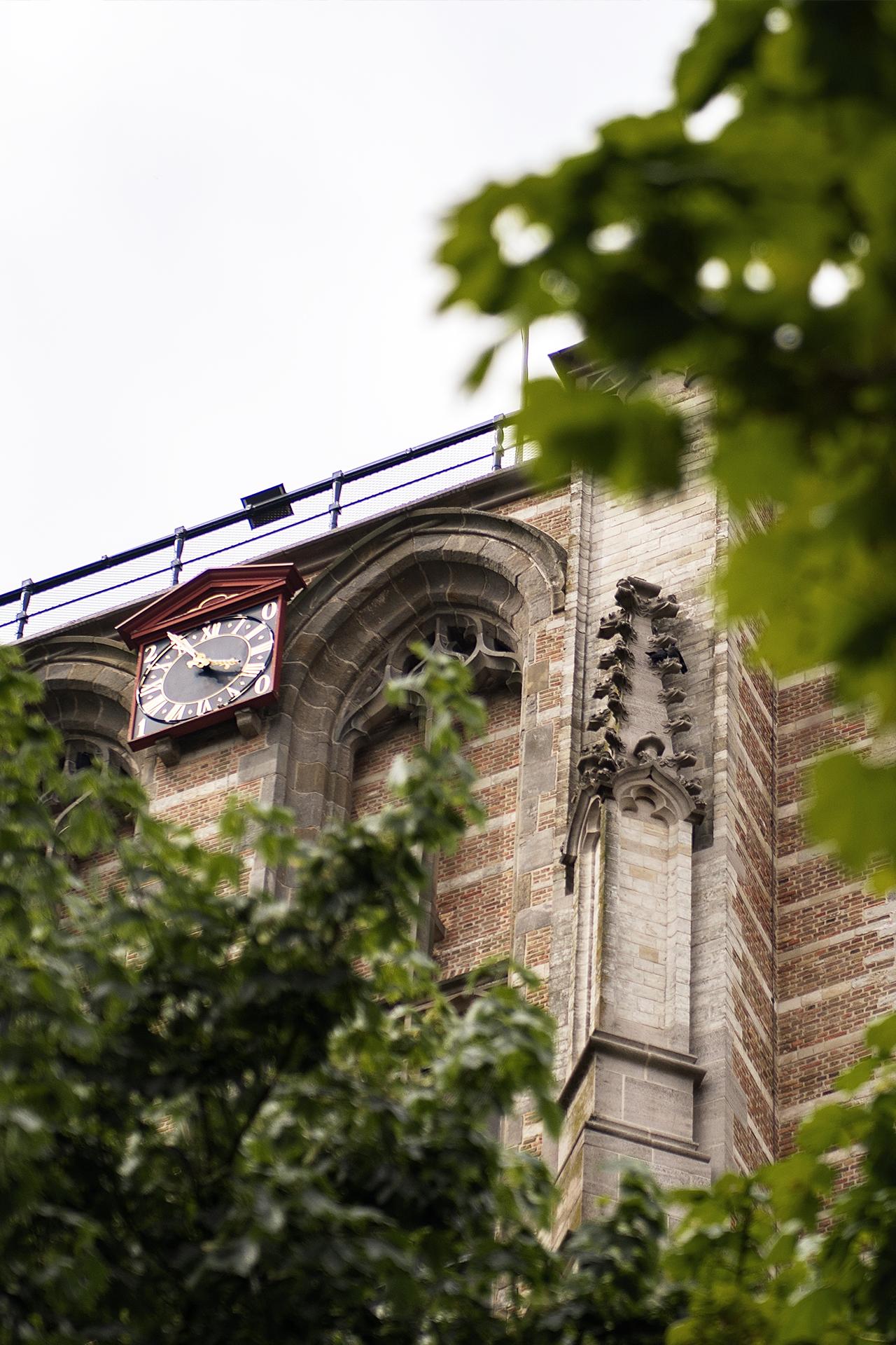 Toren Catharinakerk in Goedereede