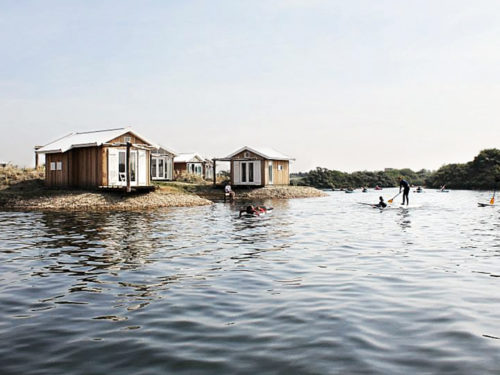 Beach Lodges Zeil- en Surfcentrum (Brouwersdam) - watersport