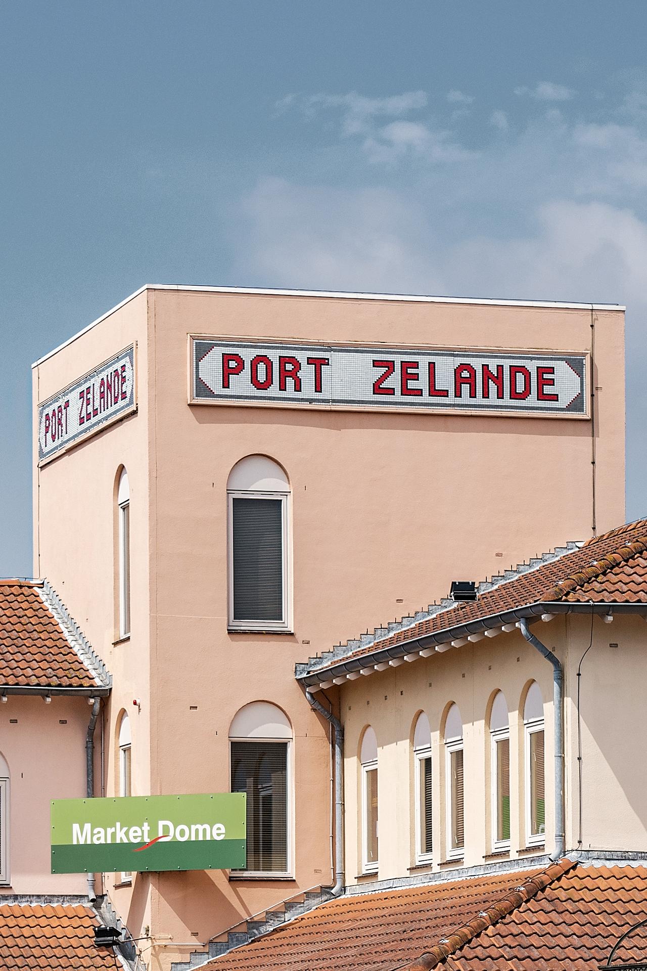 Port Zelande (Brouwersdam) - centrumfaciliteiten