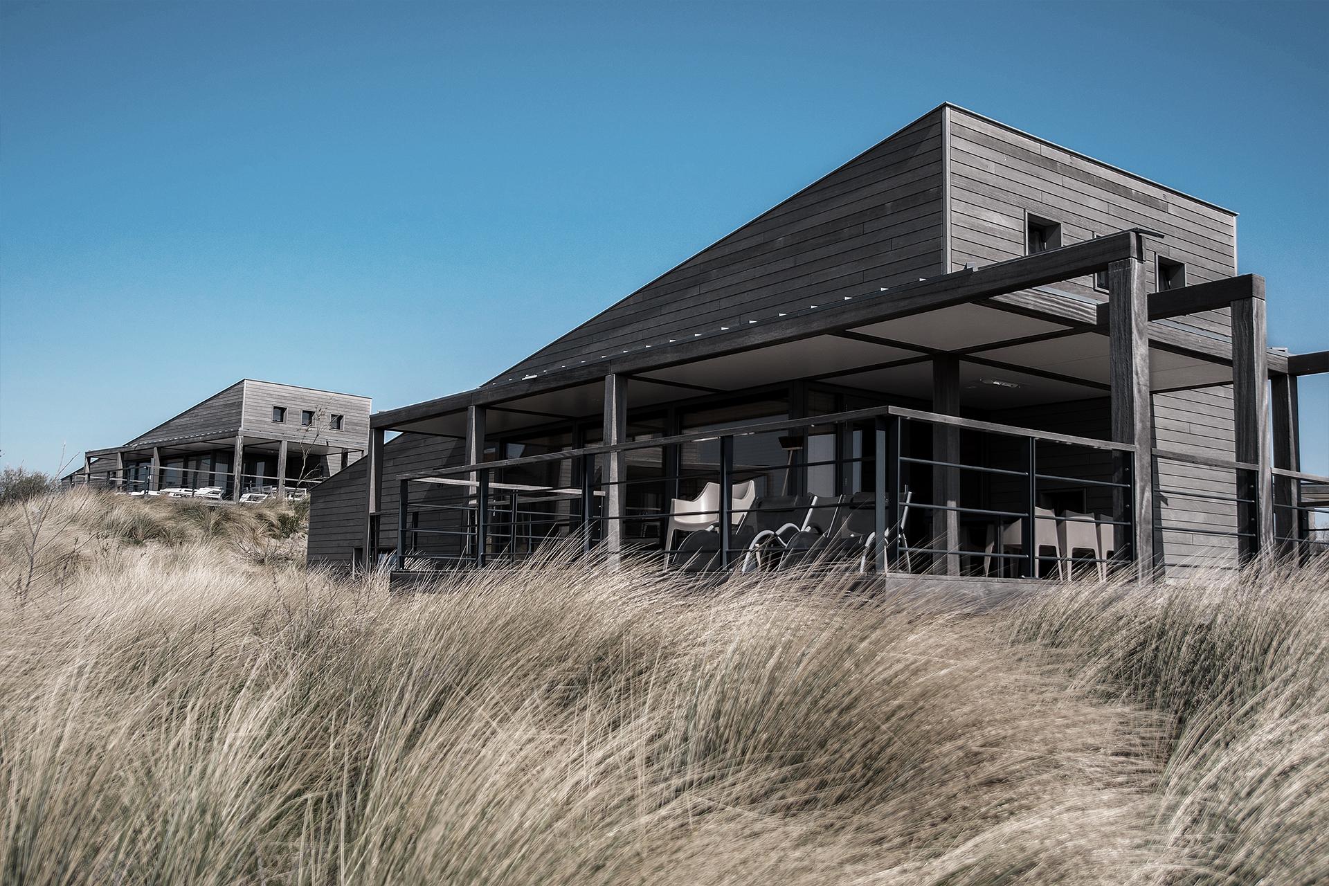 Punt West Hotel & Beach Resort (Brouwersdam) - hotelvilla