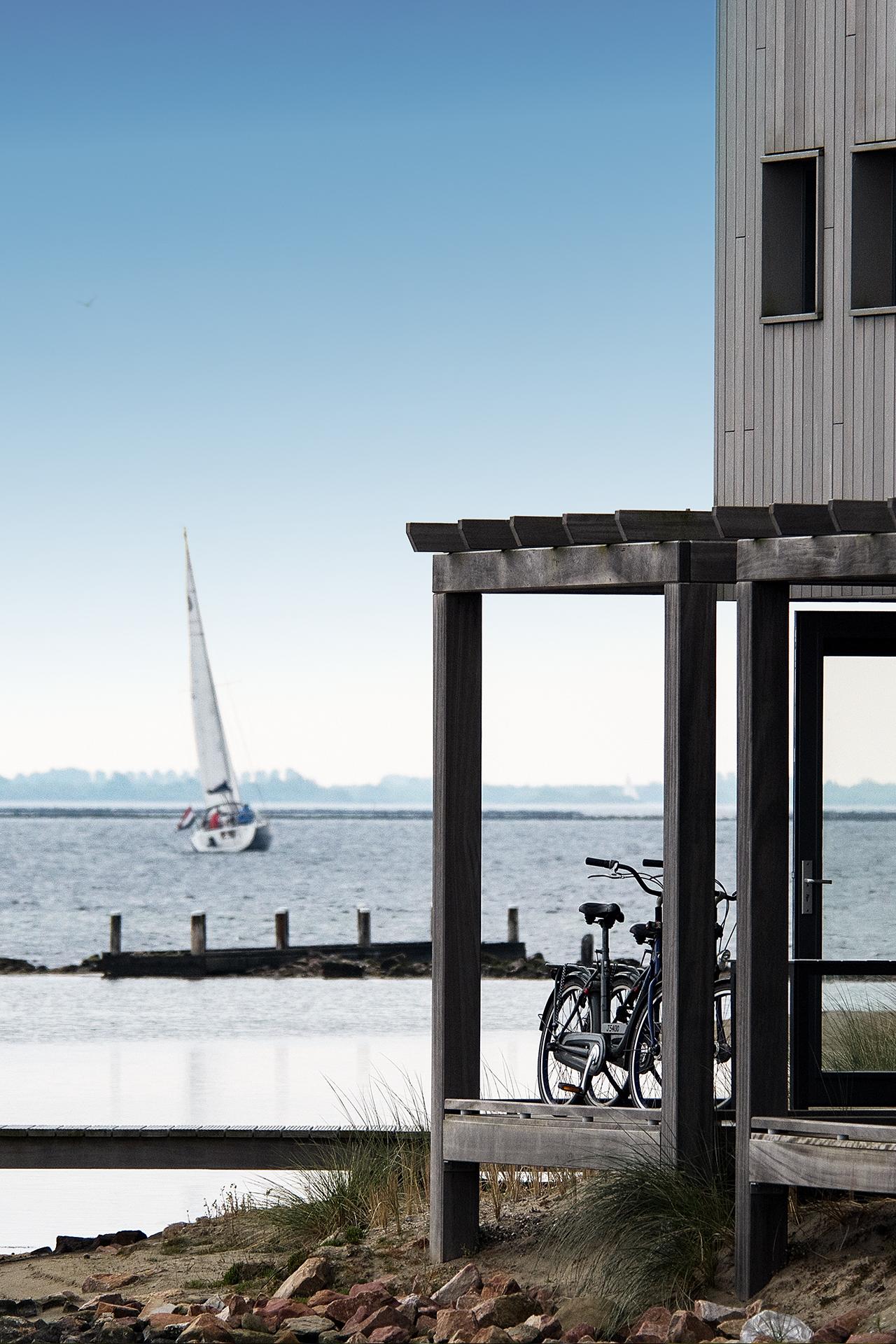 Punt West Hotel & Beach Resort (Brouwersdam) - zeilboot