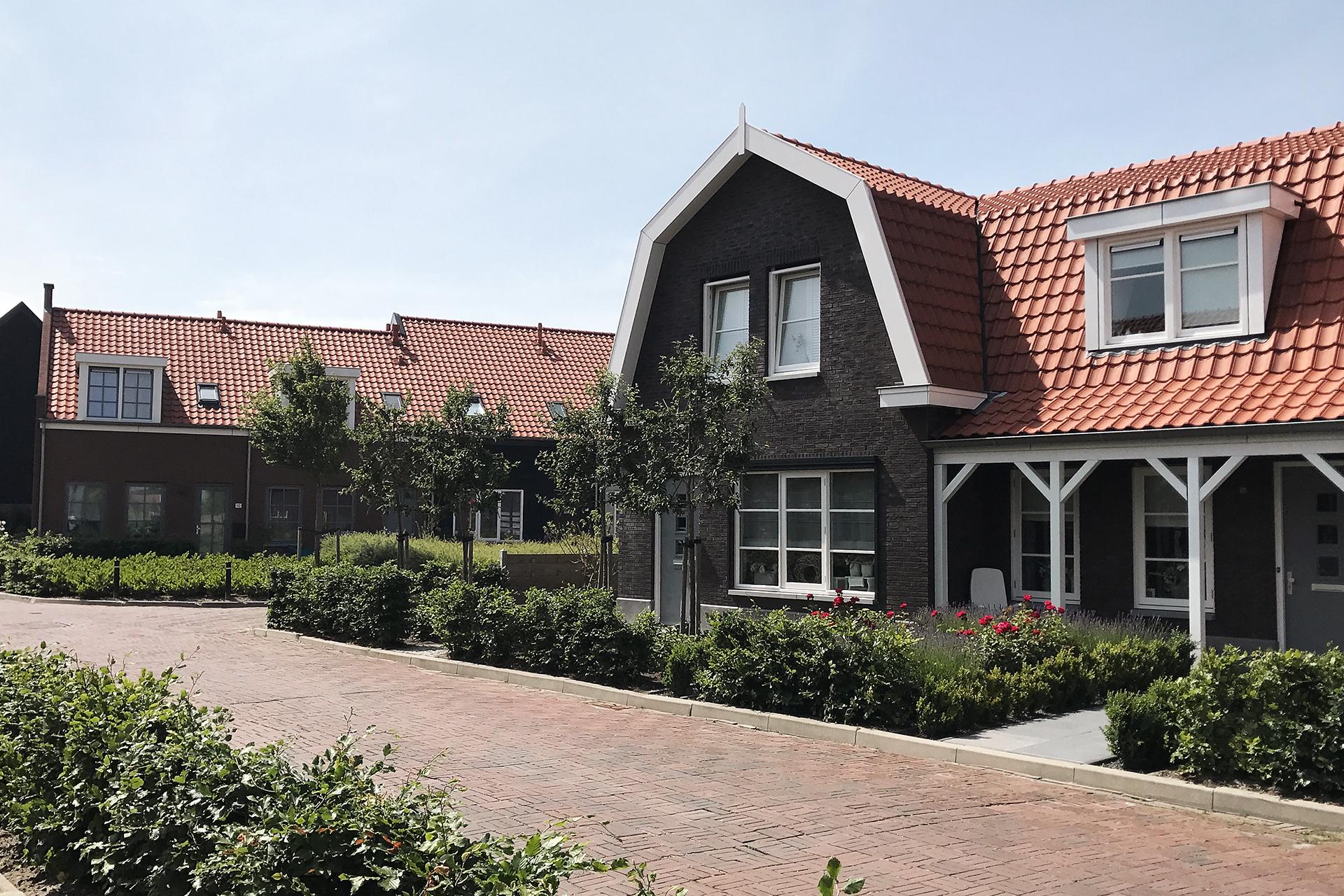 Welgelegen (Ouddorp) woningbouw - straatbeeld
