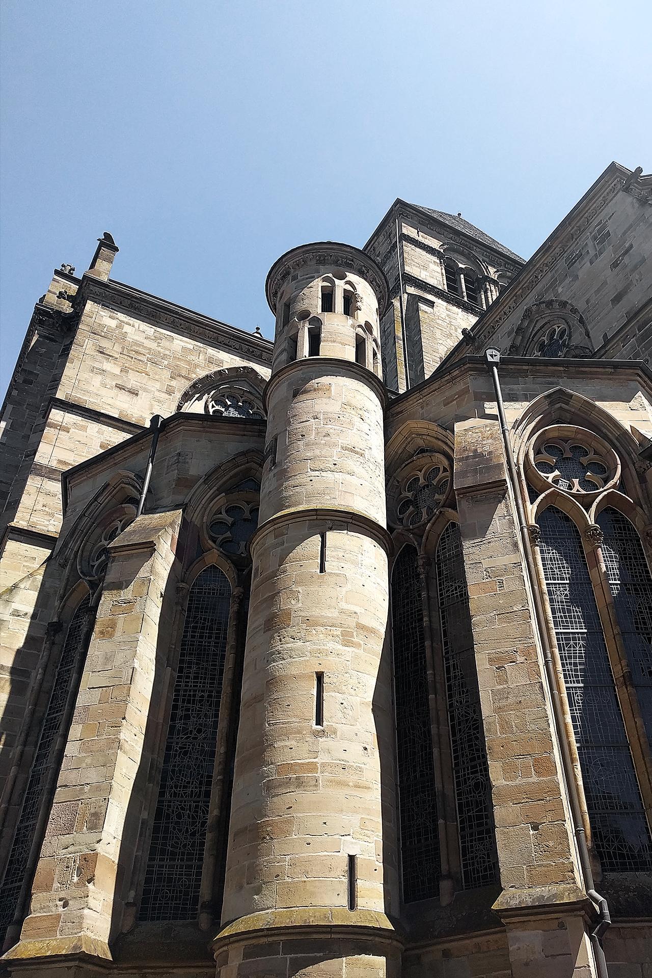 Trier-Koblenz (Duitsland) - kerk