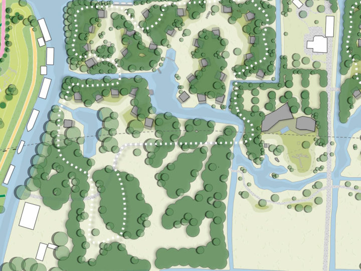 Zeelenberg Architectuur ontwikkelaar recreatiepark Westerzeedijkgebied